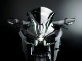 Η Kawasaki αποκαλύπτει πλήρως τα δύο μοντέλα της σειράς Ninja H2
